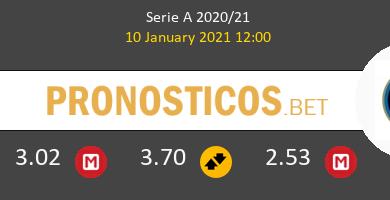 Roma vs Inter Pronostico (10 Ene 2021) 4