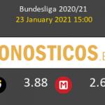SC Freiburg vs Stuttgart Pronostico (23 Ene 2021) 5