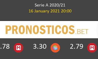 Sampdoria vs Udinese Pronostico (16 Ene 2021) 3