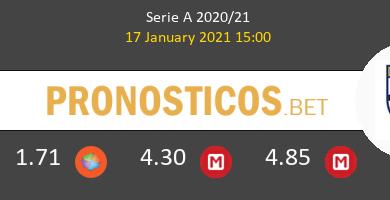 Sassuolo vs Parma Pronostico (17 Ene 2021) 6