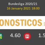 Stuttgart vs B. Mönchengladbach Pronostico (16 Ene 2021) 4
