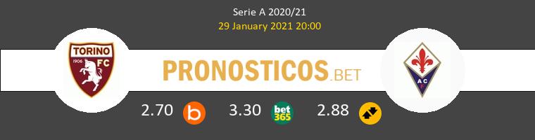 Torino vs Fiorentina Pronostico (29 Ene 2021) 1