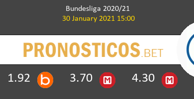 Werder Bremen vs Schalke 04 Pronostico (30 Ene 2021) 4