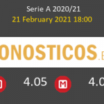 Atalanta vs Nápoles Pronostico (21 Feb 2021) 4