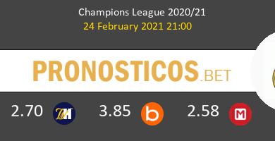 Atalanta vs Real Madrid Pronostico (24 Feb 2021) 2