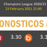 Atlético de Madrid vs Chelsea Pronostico (23 Feb 2021) 5