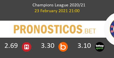Atlético de Madrid vs Chelsea Pronostico (23 Feb 2021) 4
