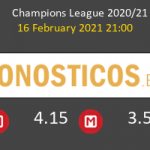 Barcelona vs PSG Pronostico (16 Feb 2021) 7