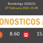 Bayern vs Colonia Pronostico (27 Feb 2021) 7
