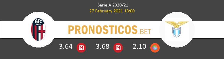Bologna vs Lazio Pronostico (27 Feb 2021) 1