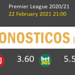 Brighton vs Crystal Palace Pronostico (22 Feb 2021) 6