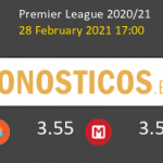 Chelsea vs Manchester United Pronostico (28 Feb 2021) 4