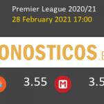 Chelsea vs Manchester United Pronostico (28 Feb 2021) 2