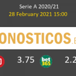 Crotone vs Cagliari Pronostico (28 Feb 2021) 6