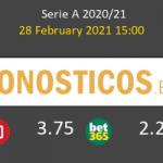 Crotone vs Cagliari Pronostico (28 Feb 2021) 5