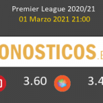 Everton vs Southampton Pronostico (1 Mar 2021) 2