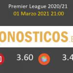 Everton vs Southampton Pronostico (1 Mar 2021) 7