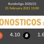 FC Augsburgo vs Bayer Leverkusen Pronostico (21 Feb 2021) 4