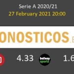 Hellas Verona vs Juventus Pronostico (27 Feb 2021) 2
