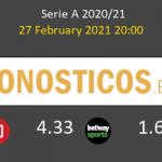 Hellas Verona vs Juventus Pronostico (27 Feb 2021) 7