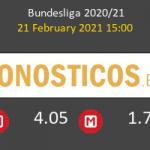 Hertha Berlín vs RB Leipzig Pronostico (21 Feb 2021) 3