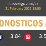 Hoffenheim vs Werder Bremen Pronostico (21 Feb 2021) 2