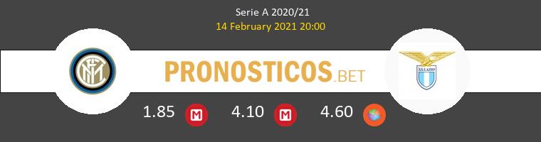 Inter vs Lazio Pronostico (14 Feb 2021) 1