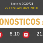 Juventus vs Crotone Pronostico (22 Feb 2021) 2