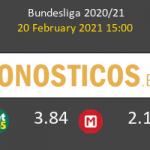 Koln vs Stuttgart Pronostico (20 Feb 2021) 7
