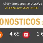 Lazio vs Bayern Munchen Pronostico (23 Feb 2021) 4