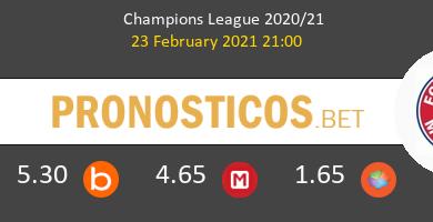 Lazio vs Bayern Munchen Pronostico (23 Feb 2021) 3
