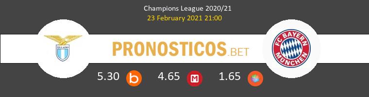 Lazio vs Bayern Munchen Pronostico (23 Feb 2021) 1