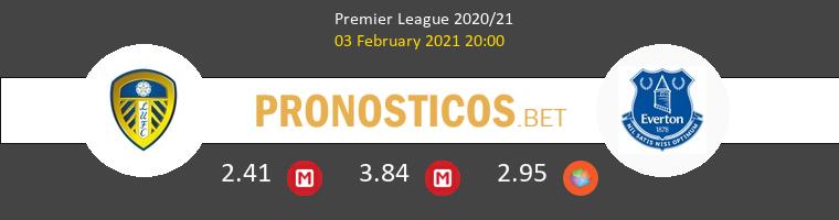 Leeds United vs Everton Pronostico (3 Feb 2021) 1