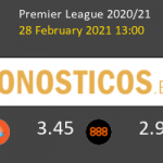 Leicester vs Arsenal Pronostico (28 Feb 2021) 7