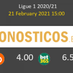 Lens vs Dijon FCO Pronostico (21 Feb 2021) 6