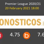 Liverpool vs Everton Pronostico (20 Feb 2021) 7