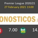 Manchester City vs West Ham Pronostico (27 Feb 2021) 5
