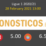Monaco vs Stade Brestois Pronostico (28 Feb 2021) 6