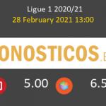 Monaco vs Stade Brestois Pronostico (28 Feb 2021) 3
