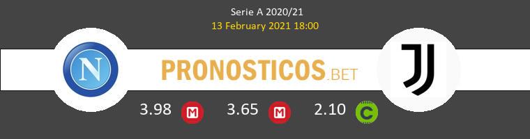 Napoli vs Juventus Pronostico (13 Feb 2021) 1