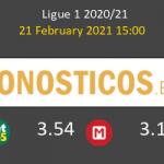 Niza vs Metz Pronostico (21 Feb 2021) 5