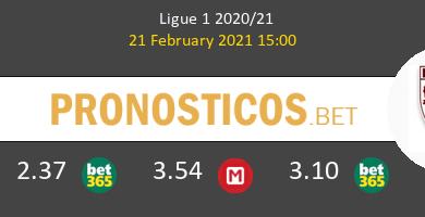 Niza vs Metz Pronostico (21 Feb 2021) 6