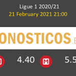 Paris Saint Germain vs Monaco Pronostico (21 Feb 2021) 5