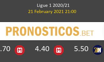 Paris Saint Germain vs Monaco Pronostico (21 Feb 2021) 3