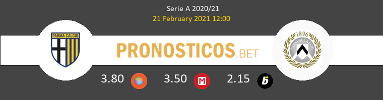Parma vs Udinese Pronostico (21 Feb 2021) 1