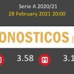 Roma vs AC Milan Pronostico (28 Feb 2021) 2
