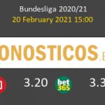 SC Freiburg vs Union Berlin Pronostico (20 Feb 2021) 6
