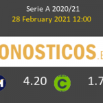 Sampdoria vs Atalanta Pronostico (28 Feb 2021) 7