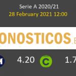 Sampdoria vs Atalanta Pronostico (28 Feb 2021) 6