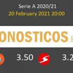 Sassuolo vs Bologna Pronostico (20 Feb 2021) 7